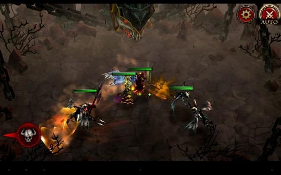 Hell Invaders screenshot 1