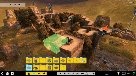 ShootMania-Storm-Map-Editor