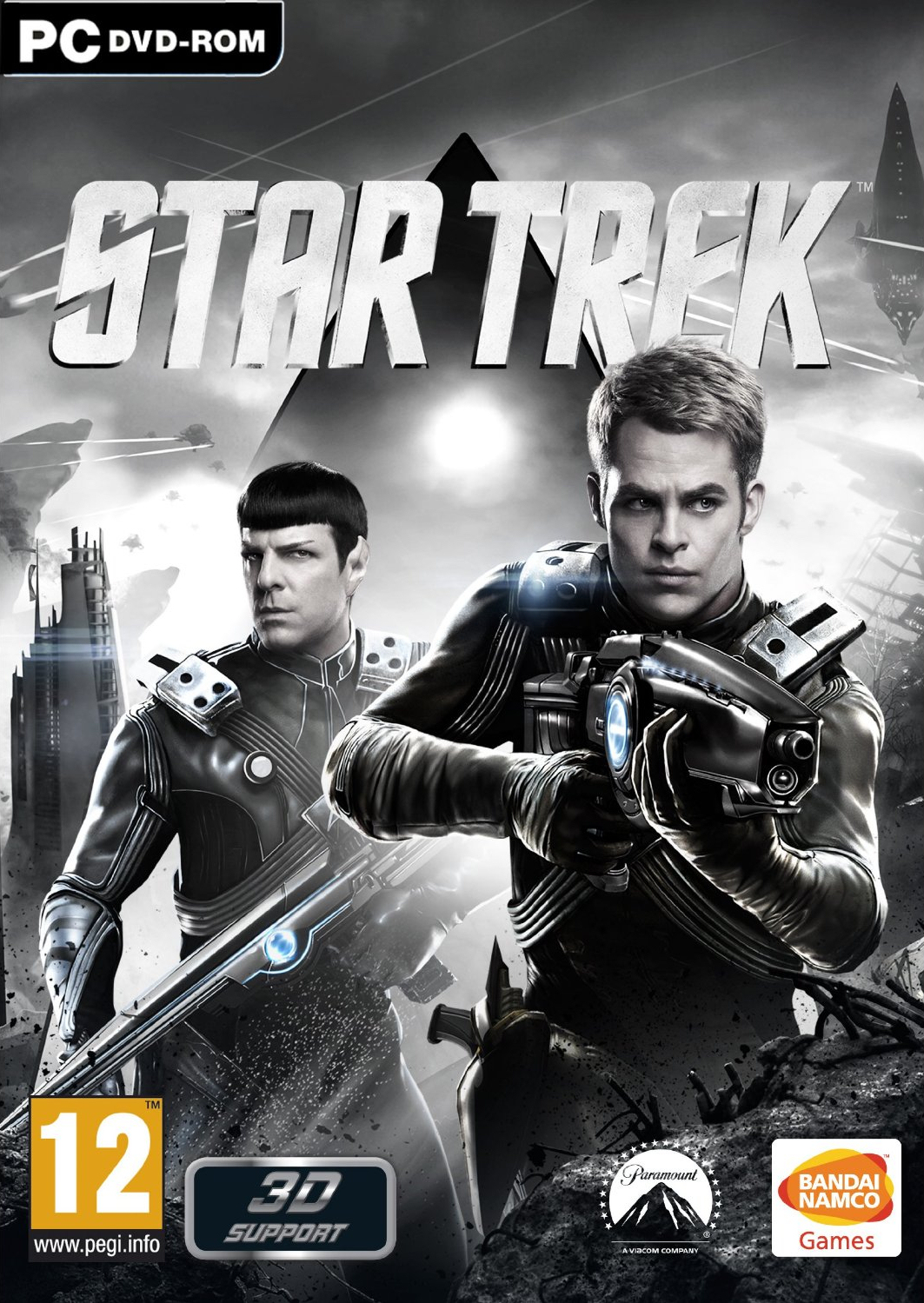 Star Trek video game PC