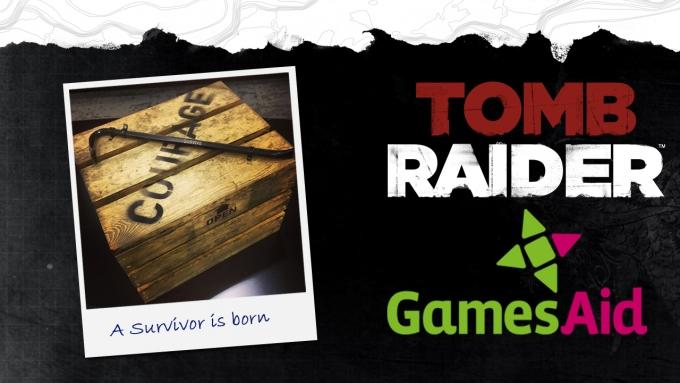 Tomb Raider GamesAid