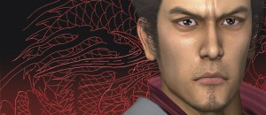 Kazuma Kiryu contemplating the profitability of tragedy