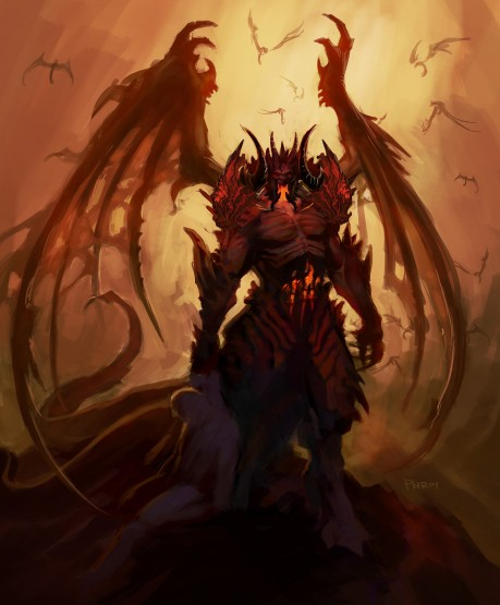 diablo2-concept-evil