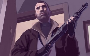 GTA IV is still my favorite game of this generation.  Yeah, sue me.