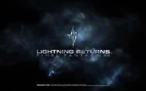 Lightning Returns Logo