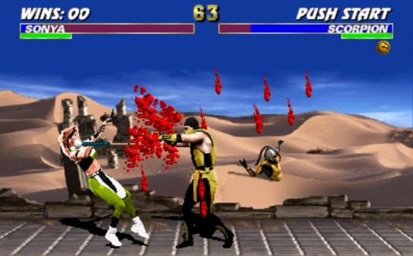 Mortal Kombat 3 on the SNES: Violence was Norm