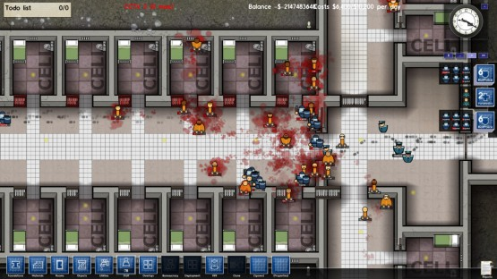prison architect riot
