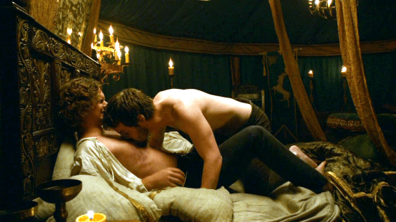 Game of Thrones Renly Baratheon and Loras Tyrell