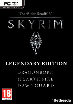skyrim legendary edtition