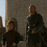 Game of Thrones Season 3 Tyrion, Bronn, Podrick