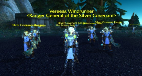 Wow High Elves