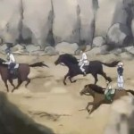 Killua: Keep Calm and Stand on Horse