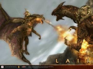When dragons get motion sick.