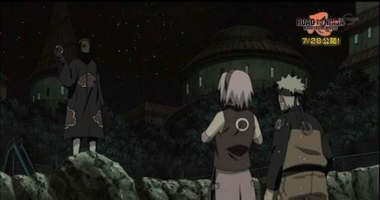 Naruto Road to Ninja Naruto Sakura Obito