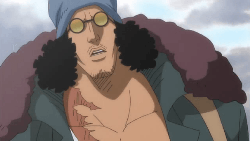 One Piece Film Z Aokiji