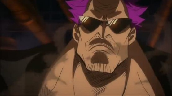 One-Piece-Film-Z-Former Admiral Zephyr