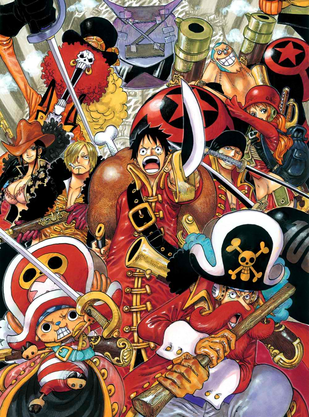 One Piece Film Z Review: Simple Does It