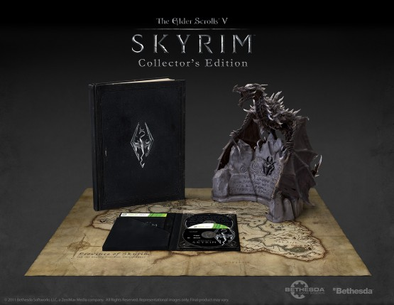 The lovely Collectors Edition that I chased after for a month.