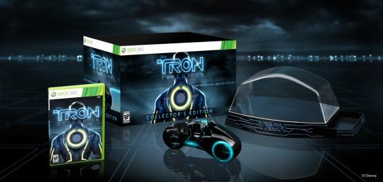 Tron Legacy Collectors Edition