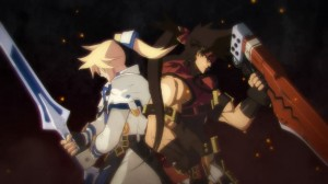 Of course this trailer had some rockin' metal.  Because this is Guilty Gear.