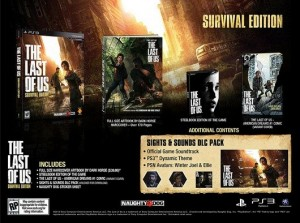 The Survival edition.