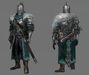 Dark Souls 2 Concept