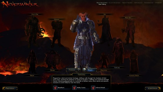neverwinter_mmo_races