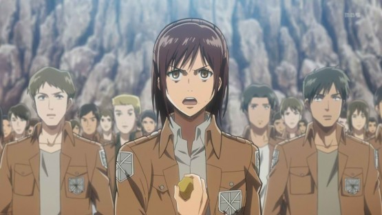 shingeki no kyojin soldiers