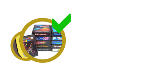 Mircochip-based Game Cartridges