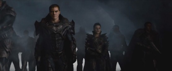 General Zod and his loyal troops