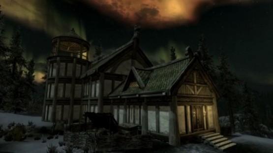 Skyrim housing
