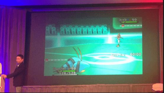 New Pokemon in Pokemon X and Y