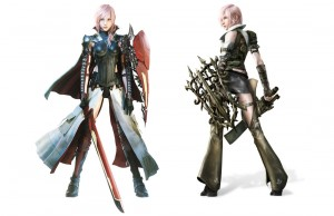 Changing schema also changes Lightning's outfit during the battle as well.  And I'm sure some dudes will definitely prefer some schema to others...