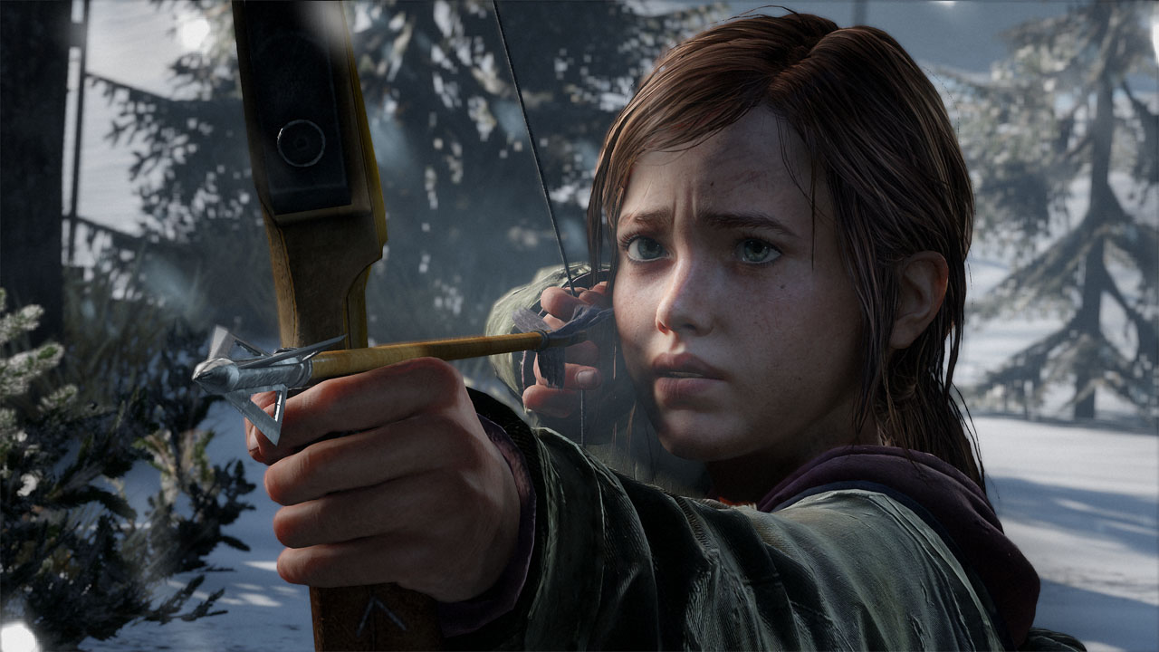 Ellie The Last Of Us Wallpaper: The Best Of The Last Of Us Wallpapers