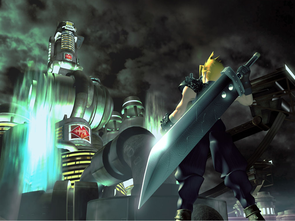 Final Fantasy VII is Now Available on PC and Steam