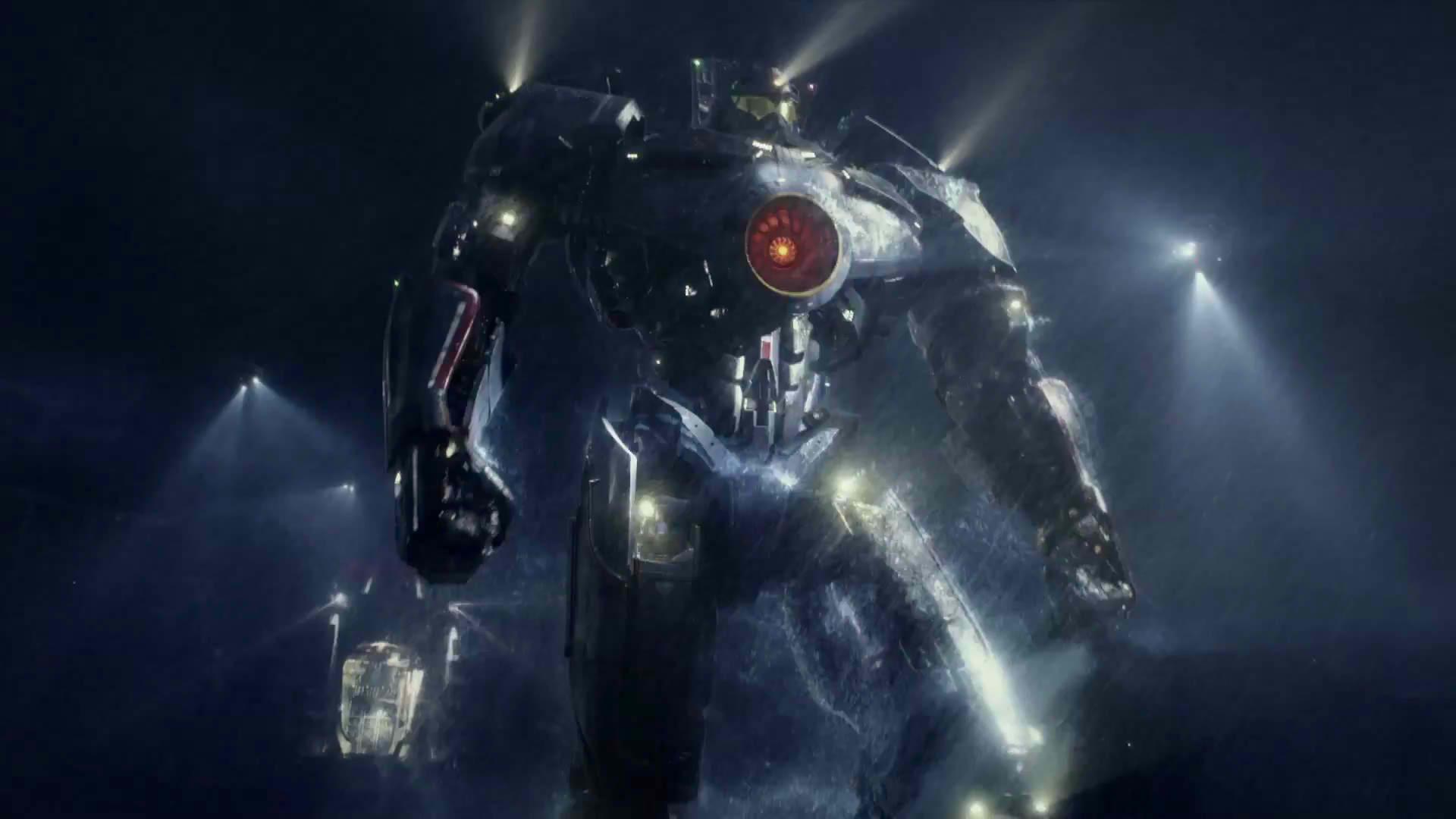 7 Hollywood Blockbuster Elements Del Toro Used in Pacific Rim Pacific Rim Jaeger Gypsy Danger Blueprint