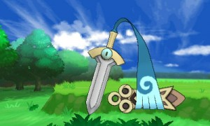Honedge Pokemon X and Y