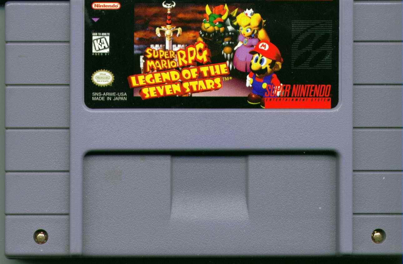 Gaming in Retrospect IV: Super Mario RPG