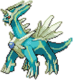 The Shiny Dialga available from August 19 to September 8.