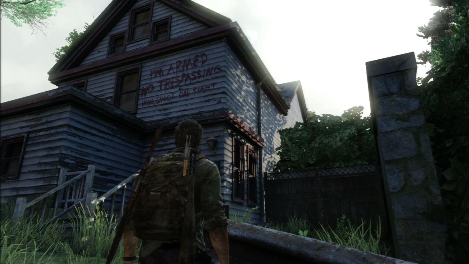 The Last Of Us Suburbs