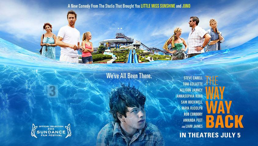 The Way Way Back Review: A Boy, a Girl and the Water Wizz