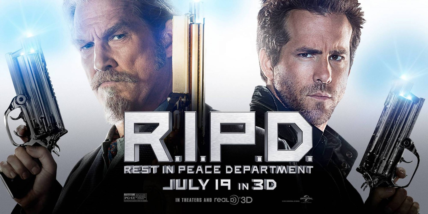 RIPD Review: Dead on Arrival