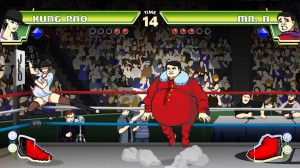 The online multiplayer uses GGPO, the current gold standard for fighting game netcode.