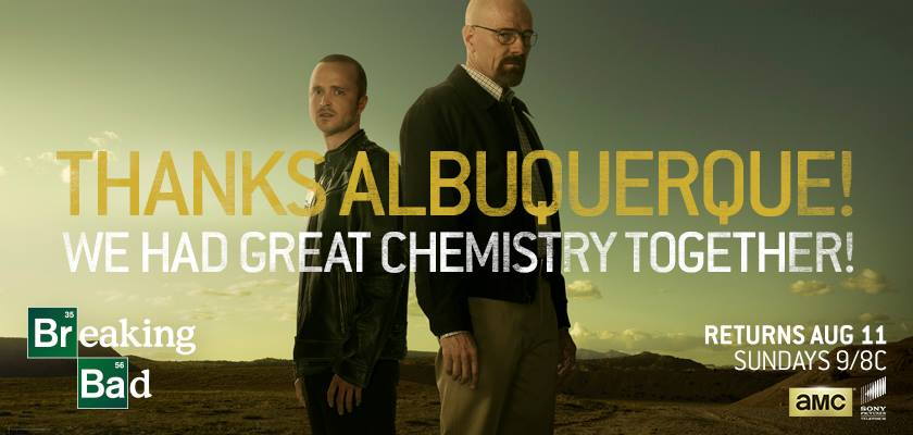 """Five Things To Do Before Watching The """"Breaking Bad"""" Premiere"""