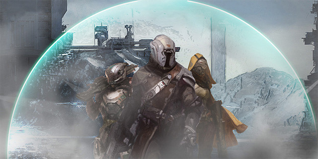 Bungie Destiny force field