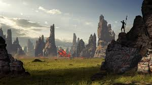 Dragon Age Inquisition Landscape