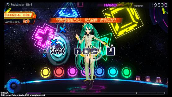Hatsune Miku  Project DIVA F_3