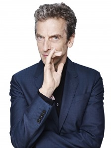 Peter Capaldi was introduced as the Twelfth Doctor on Sunday./ Photo Courtesy of BBC