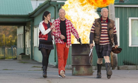 RED 2: Frank, Sarah, and Marvin