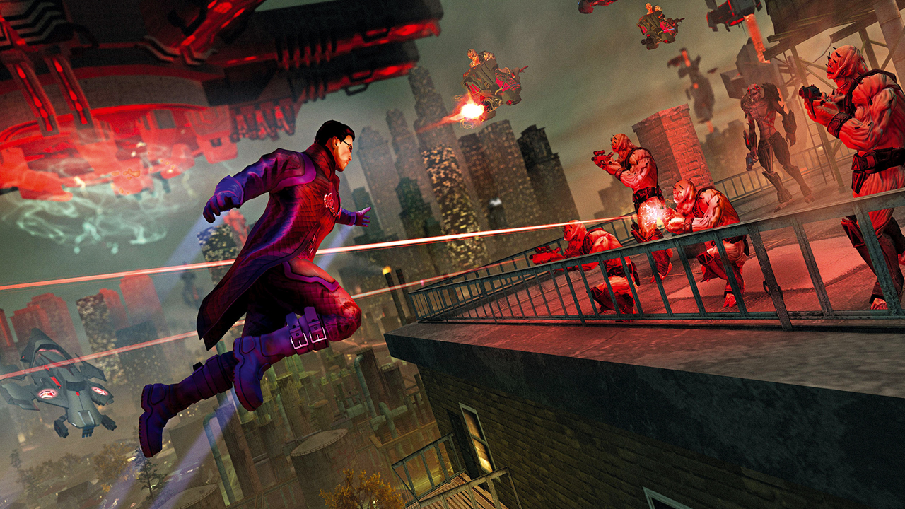 The Magic of Licensed Music in Saints Row IV