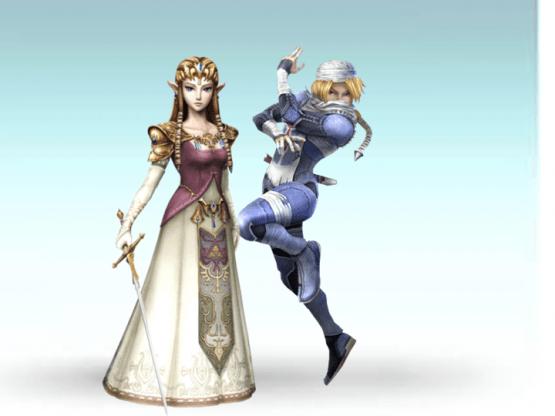 Zelda-Sheik